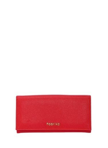 Fabrika Clutch / El Çantası Kırmızı